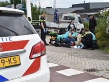 Gewonde bij botsing tussen scooter en bedrijfswagen