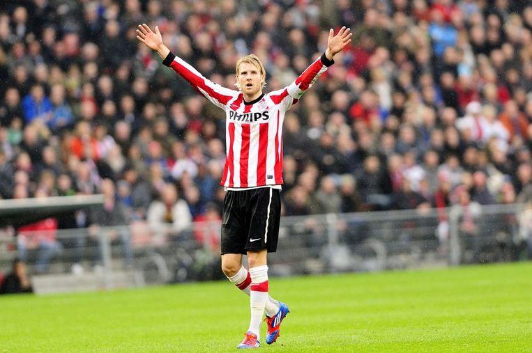 Toivonen speelt al vier jaar voor PSV.