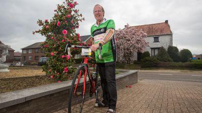 'Paus van de actievoerders' doet het weer: Jean-Pierre Oben zamelt 100.000 euro in voor Kom Op Tegen Kanker