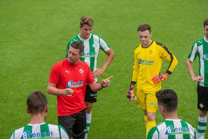 Trainer René van der Weij van SC Genemuiden weet welke spelers hij volgend seizoen tot zijn beschikking heeft.
