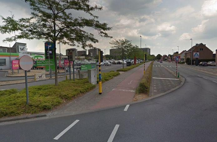 De Kapelstraat in Sint-Niklaas.