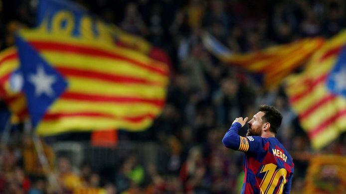 Lionel Messi (34) vertrekt na 21 jaar bij FC Barcelona
