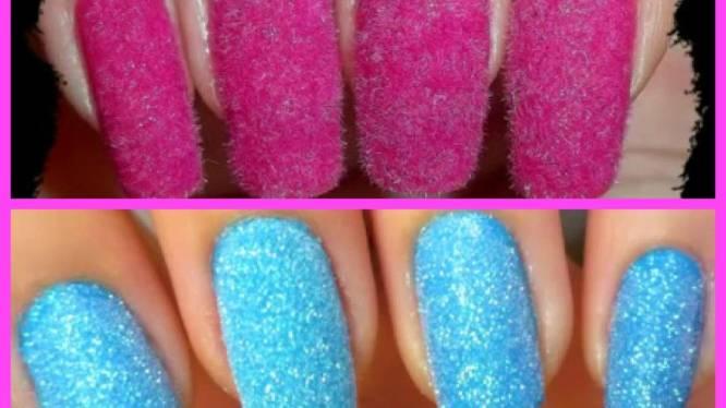 Nieuw in manicureland: een zacht vachtje op je nagels