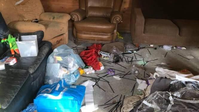 """Chiro Jezus-Eik krijgt opnieuw te maken met vandalisme: """"We zijn het stilaan beu"""""""