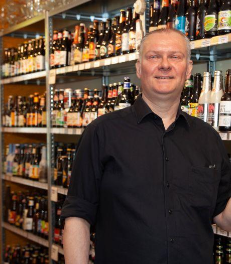 Je gaat er zowat dubbel van zien: deze bierwinkel heeft 500 soorten onder de kroonkurk