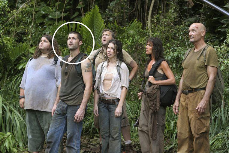 Matthew Fox in 'Lost'.