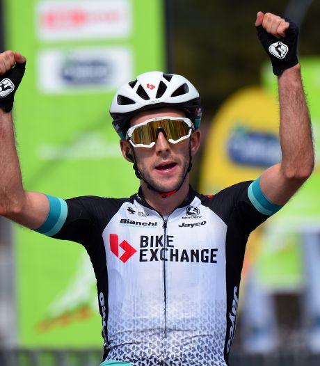 Yates soleert in Alpen naar ritzege en leiderstrui