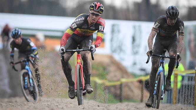 Eerst in de volksmond, nu ook officieel: Cyclocross Merksplas wordt de Aardbeiencross
