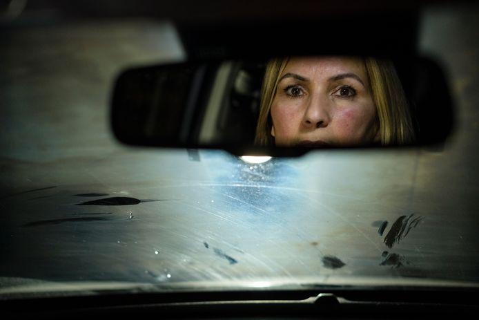 Sevilay Luiken-Dalli heeft 1,5 jaar  enorme last gehad van een stalker die haar  hele leven overhoop haalde. Verdachte zit nu vast.