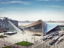 'Supertrap bij station is echt Rotterdams'