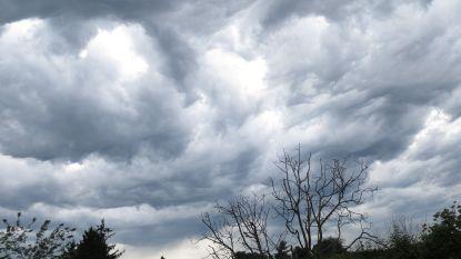 Aprilse grillen: wisselend bewolkt met buien