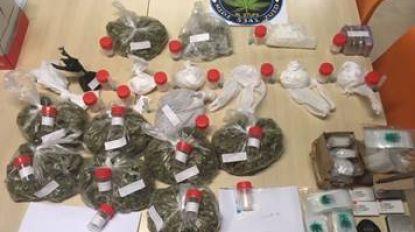 16 mensen opgepakt in Peterboswijk die verdacht worden van drughandel en moordpoging