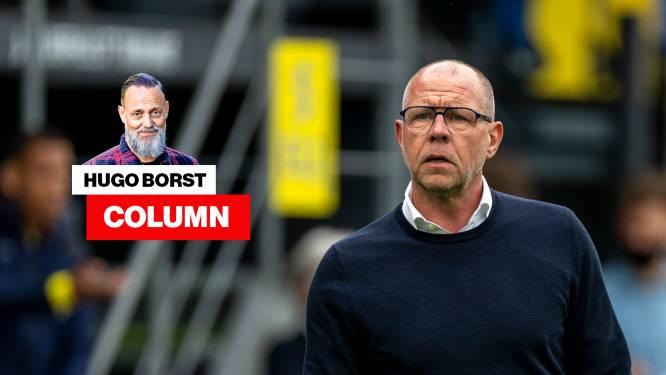Column Hugo Borst   De trainer die Willem II nog verder kan helpen werkt 20 kilometer verderop