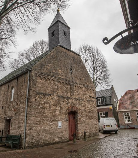 Tentoonstelling werken familie Kruysen in Boterkerkje in Oirschot