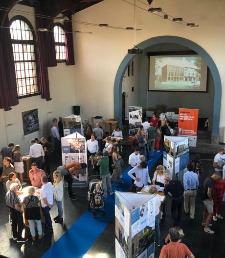 Nieuwbouw in centrum Breda trekt zeer veel belangstellenden