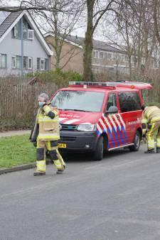 Brandweer speurt al hele dag naar oorsprong van gaslucht in Druten