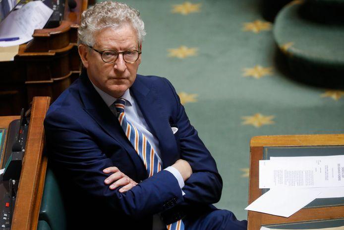 Le ministre de l'Intérieur Pieter De Crem.