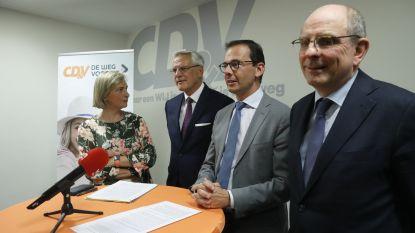 Wouter Beke vervangt Kris Peeters in federale regering
