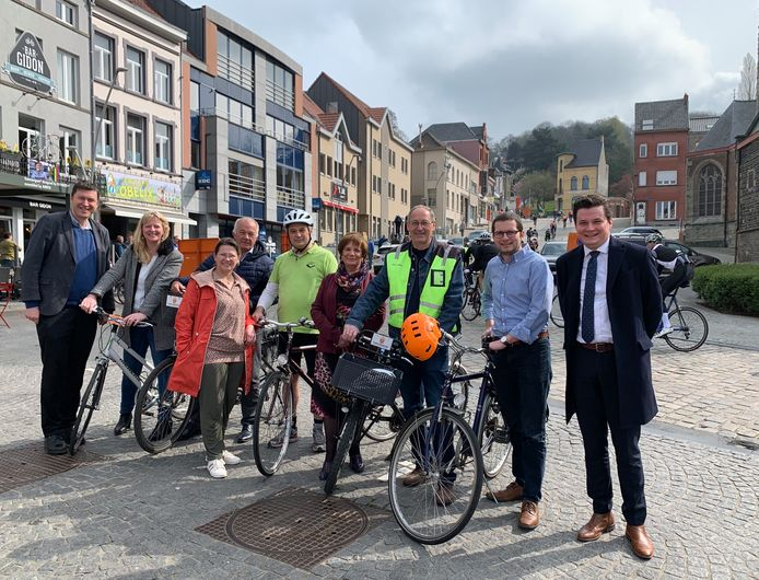 CD&V Geraardsbergen roept iedereen op om van 6 tot 26 mei deel te nemen aan Tournée Pédale.