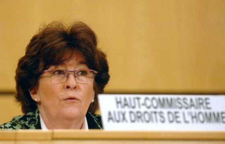 Louise Arbour stopt er mee