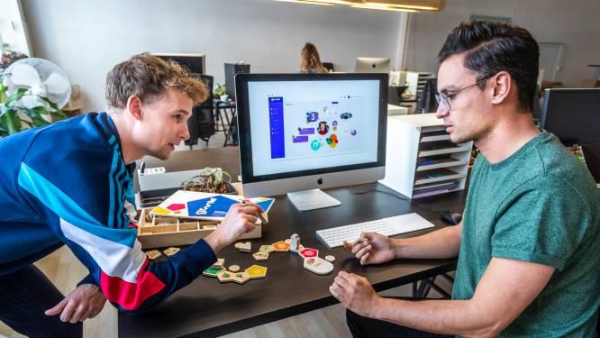 Weg uit het saaie klaslokaal: leren kan ook creatief zijn, bewijzen Eindhovense ontwerpers en scholieren Sint-Lucas