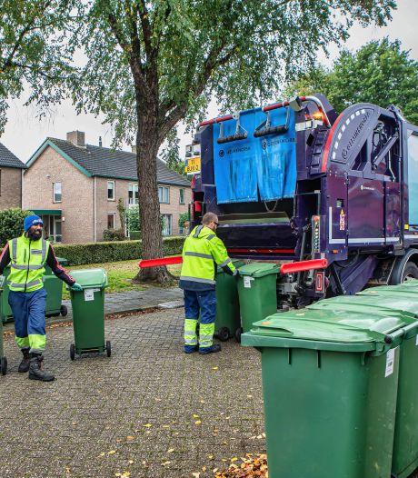 Westlanders scoren slecht op scheiden van huishoudelijk afval