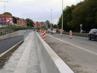"""Voetgangersbrug aan Lüdenscheidsingel vordert goed: """"Aannemer bouwde constructie niet ter plaatse, maar in een atelier"""""""