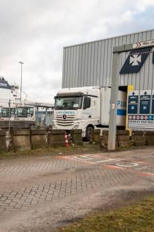 Ferrymaatschappij DFDS: 'Snel einde aan verkeersopstoppingen bij terrein in Vlaardingen'