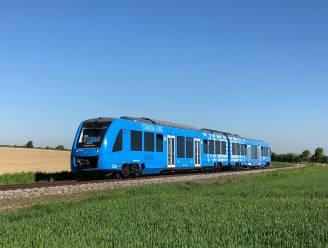Frankrijk ontwerpt proefproject met treinen op waterstof