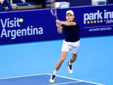 David Goffin reste 14e mondial, Zizou Bergs gagne 73 places