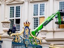 Renovatie paleis Noordeinde in volle gang
