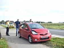 Dubbel pech op N316 bij Braamt: twee ongelukken in korte tijd