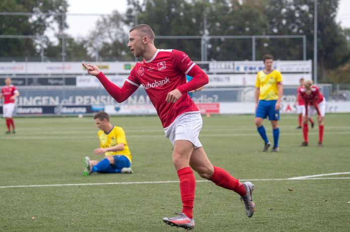 DOVO is vrijgeloot voor de eerste kwalificatieronde van het KNVB-bekertoernooi.