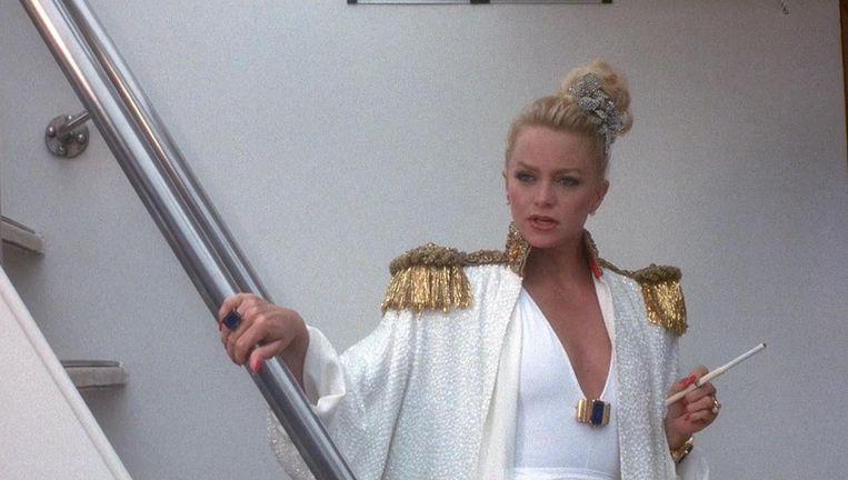 Goldie Hawn in Overboard. Beeld geen