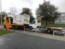 Gift City dolgelukkig: na ongeluk nu al genoeg geld ingezameld voor nieuwe vrachtwagen