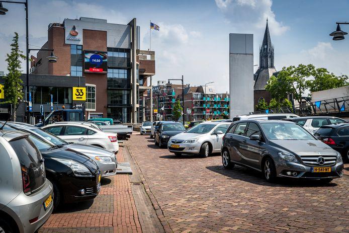'Een parkeerplaats kan ook anders worden gebruikt'