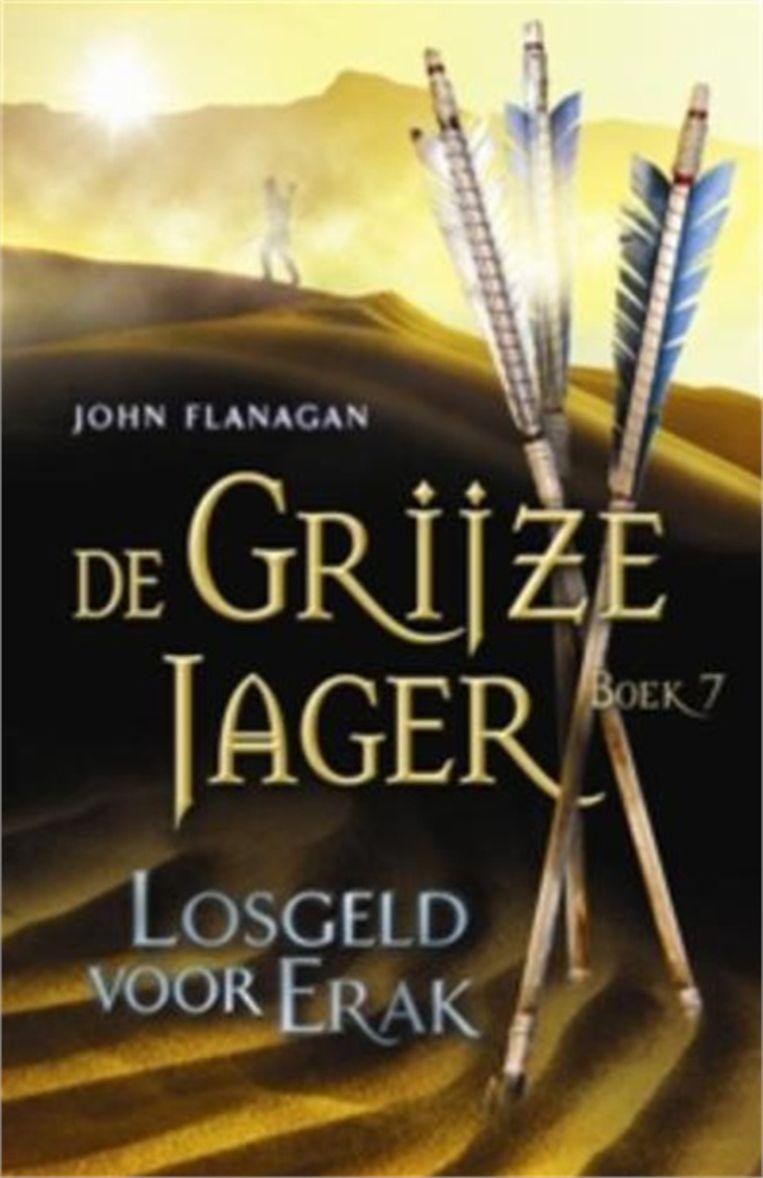 Cover van de Grijze Jager door John Flanagan Beeld