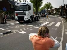 Streep door jaarlijkse truckersrit: 'We balen als een stekker, zeker voor de deelnemers'
