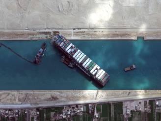 Containerschip dat Suezkanaal blokkeerde, komt op kerstdag naar Antwerpen