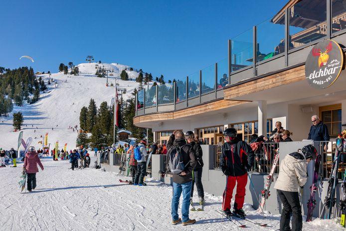 Normaal zijn het nu topdagen voor de skigebieden in Oostenrijk.