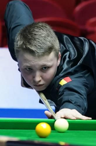 """Kan Belgisch snookertalent Ben Mertens (16) weer stunten in WK-kwalificaties? """"Hij heeft nog niets te bewijzen"""""""