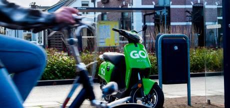 Groene 'olievlek' in Apeldoorn wordt groter: meer elektrische deelscooters in de stad