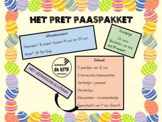 Steun de Hoegaardse jeugdverenigingen en koop een paaspakket, verjaardagskalender of gepersonaliseerde koekjesdoos
