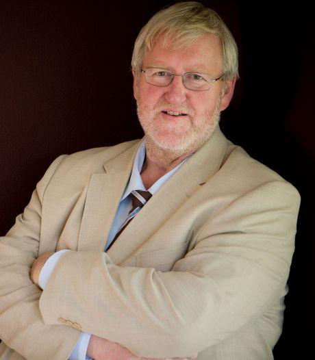De rode knuffelbeer Ben Uffink (1951-2021): wereldberoemd en populair in Winterswijk