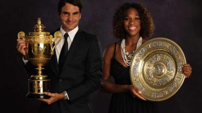 Serena neemt het begin volgend jaar op tegen Federer - Mertens naar kwartfinale dubbelspel