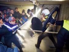 Mobiele Eenheid opgeroepen voor (oefen)rellen in stadion Top Oss