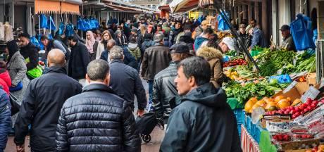 Burgemeester Remkes: 'Haagse markt blijft open'