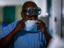 Encore 700 patients en soins intensifs