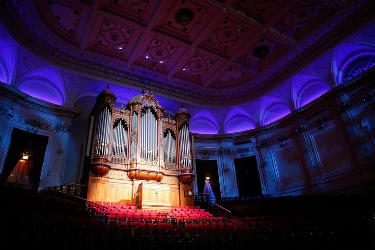 Concertgebouw Beeld