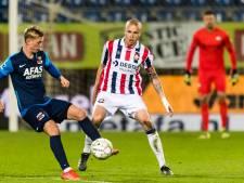 Holmén verlaat Willem II definitief, Heerkens gaat wél langer blijven